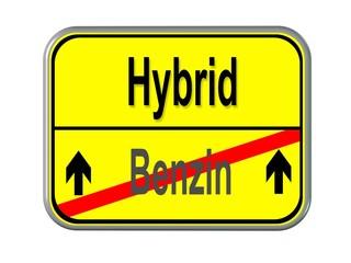 Benzin - Hybrid