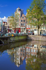 Amsterdam - city on water