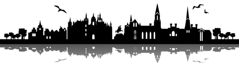 Schweriner Skyline