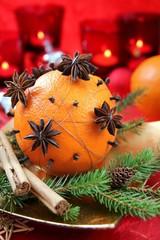 Weihnachtsaromen mit Orange - Christmas Scents w/ Orange