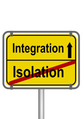 Integration vs Isolation