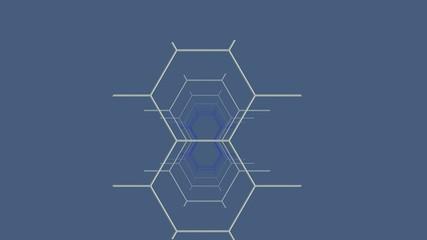 Fragment constructions (hexagon)