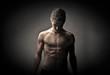 Fototapeta Mięśni - Mężczyzna - Mężczyzna