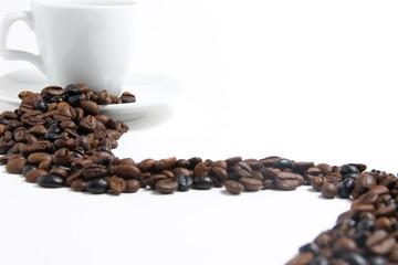 Camino de café