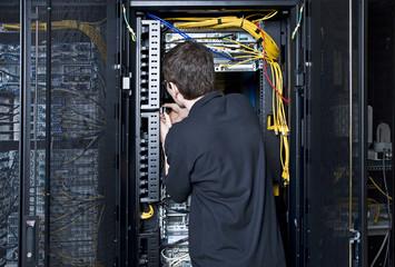 Netzwerk/Server