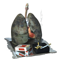 Lungs on Drugs