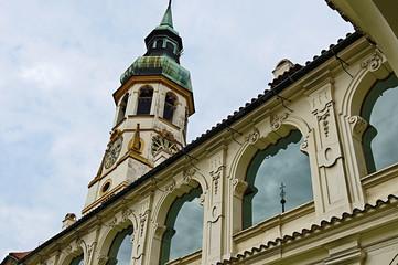 Prague Notre-Dame de Lorette 1