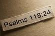 Psalms 118:24