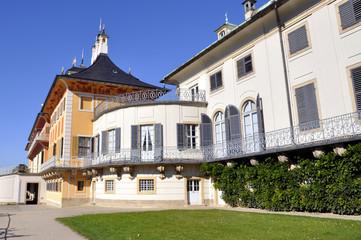 Schloss Pillnitz - Wasserpalais