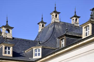 Schloss Pillnitz Detail