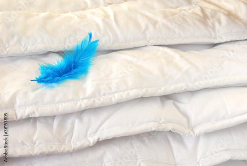 White duvet - 36153805