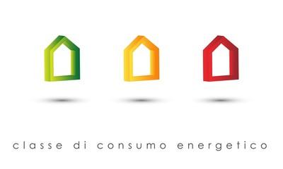 classe di consumo energetico