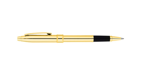 classic golden fountain pen