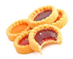 Biscuit croqué