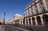 Fototapety Rue de Rivoli à Paris - France