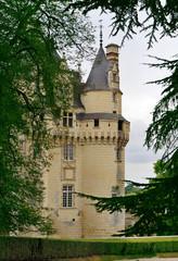 Chateau d'Usse, France, Usse castle