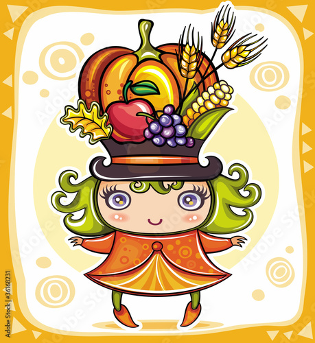 Thanksgiving theme 6