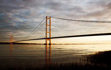 bridge over humber