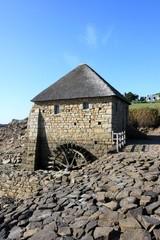 le moulin à marée de birlot,île de bréhat,bretagne