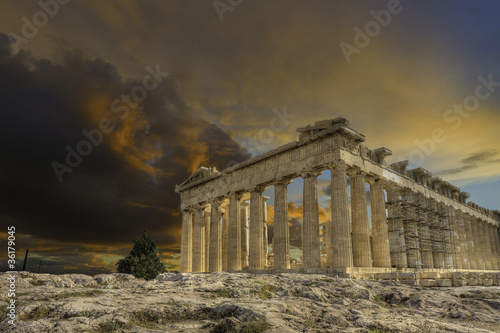 Parthenon, Acropolis ,Athens,Greece