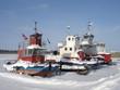 Mackenzie River Ships horizontal