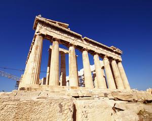 Parthenon ancient Greek temple