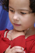 enfant mal de gorge