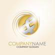 Alphabet Logo Corporate Marke Firmenlogo, initial letter & 3D