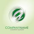 Alphabet Logo Corporate Marke Firmenlogo, initial letter G 3D