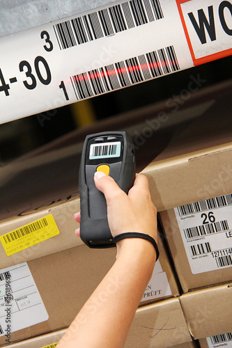 barcode scanner - 36189691
