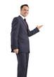Business, Mann, Präsentation