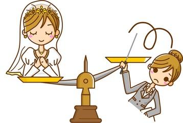 仕事より結婚