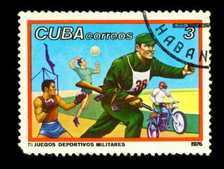 CUBA - CIRCA 1976