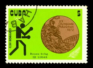 CUBA - CIRCA 1972
