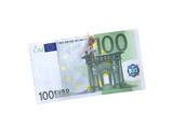 Hundred euros are caughted