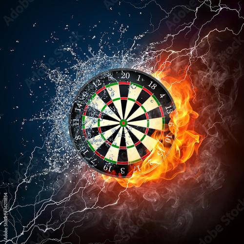 Darts Board - 36211854
