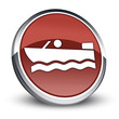 "Red 3D Style Icon ""Motorboating"""