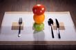 Obst und Gemüse als Ampel, Gesundheit geht vor