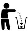 Mülleimer Umwelt sauber halten entsorgen 2