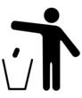 Mülleimer Umwelt sauber halten entsorgen 6