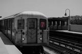 Fototapeta Nowy Jork - transport - Metro
