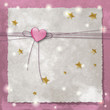 Biglietto romantico - Romantic greeting card