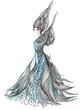 beautiful evening dress (series C)