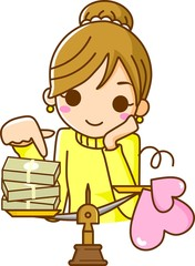 愛情よりお金