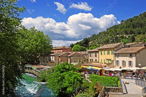 Fontaine de Vaucluse, Provenza