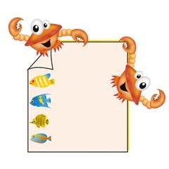 menù di pesce special