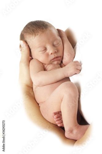 Fototapeten,baby,baby,schlafend,schlaftabette