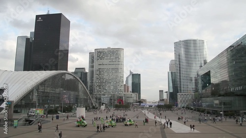 La defense - Paris