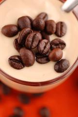 yogurt al caffè - nove