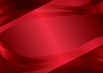 vector abstract red background with gradient